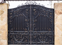 Wrought Iron Fences Gates Warren Mi San Marino Works Gate