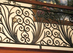 Custom Wrought Iron Fences Northville MI - San Marino Iron Works - image-content-gate