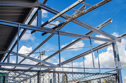 Top Rated Structural Steel Products Birmingham MI - San Marino Iron Works - steel